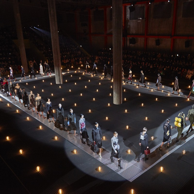 Attend the Prada S/S 2020 Fashion Show in Milan