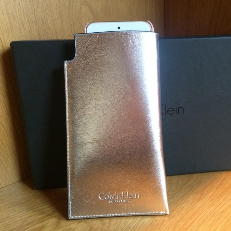 Calvin Klein Collection Phone Sleeve