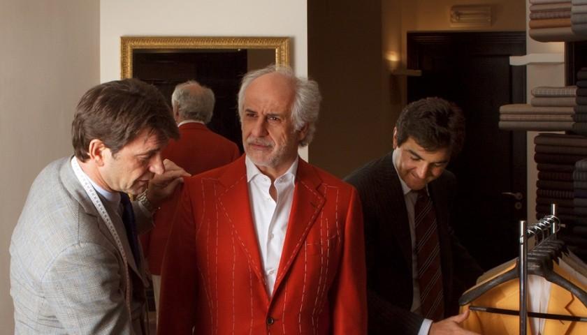 Dress like Toni Servillo in La Grande Bellezza: a made to measure suit by Attolini Atelier