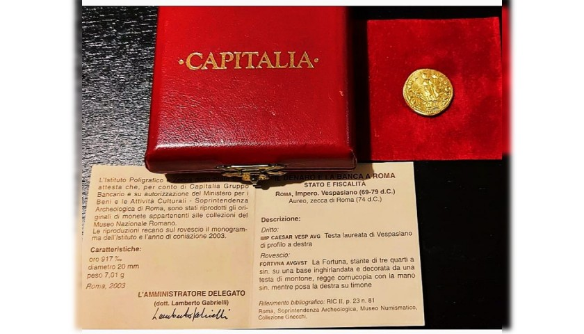 Italian State Mint Collector's Coin