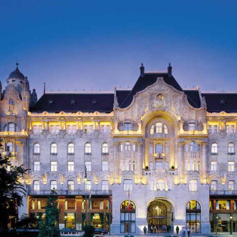 Séjour de deux nuits dans une chambre Renaissance au Four Seasons Hôtel Prague