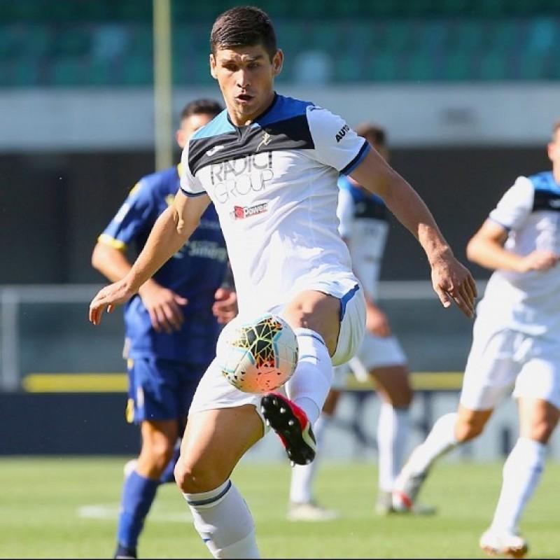 Malinovskyi's Match-Issued Shirt, Hellas Verona-Atalanta 2020
