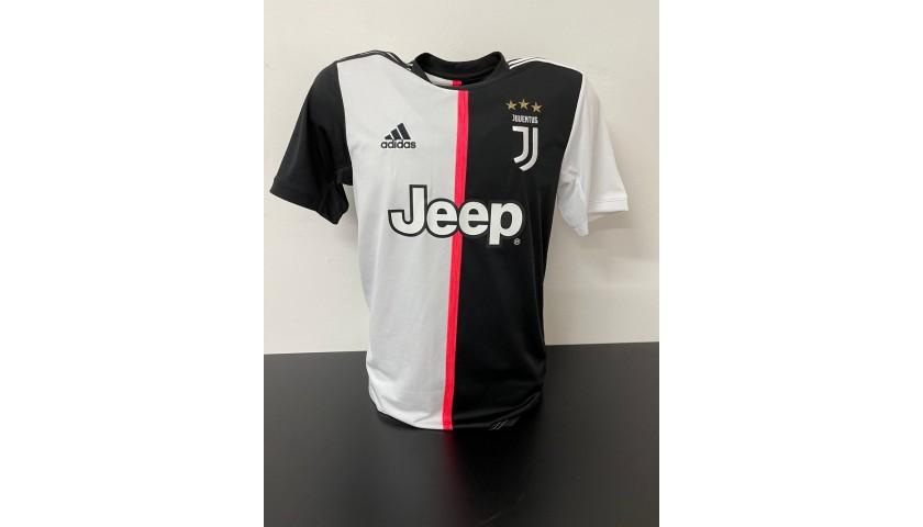 De Ligt's Official Juventus Signed Shirt 2019/20
