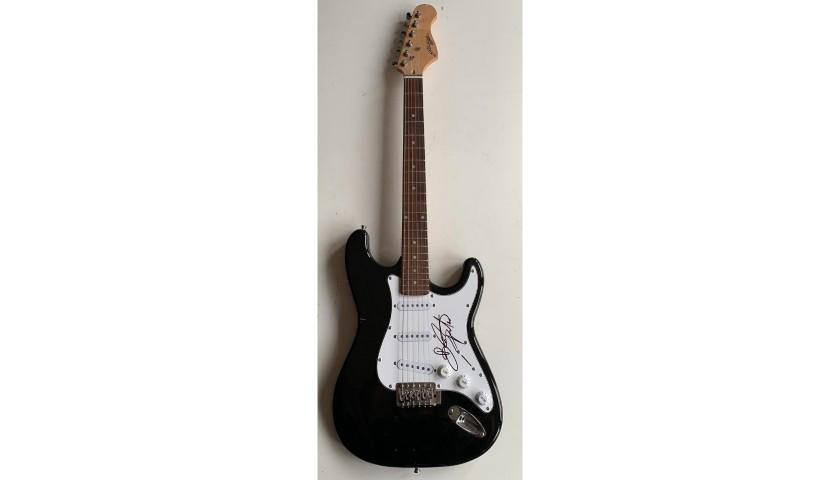 Bruce Springsteen Signed Electric Guitar