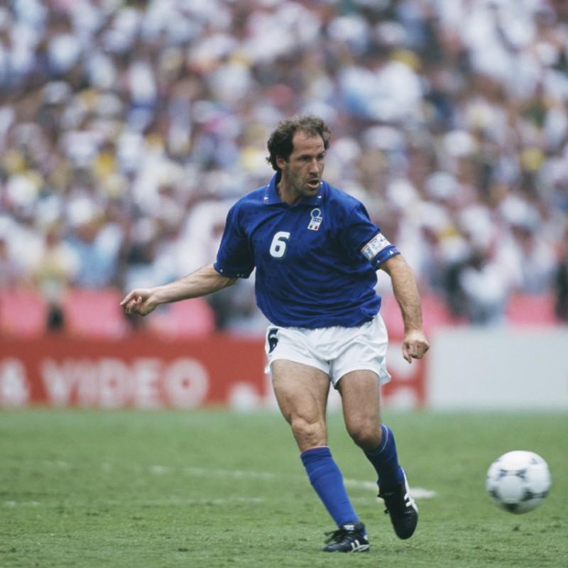 Baresi Italy Shirt - Signed