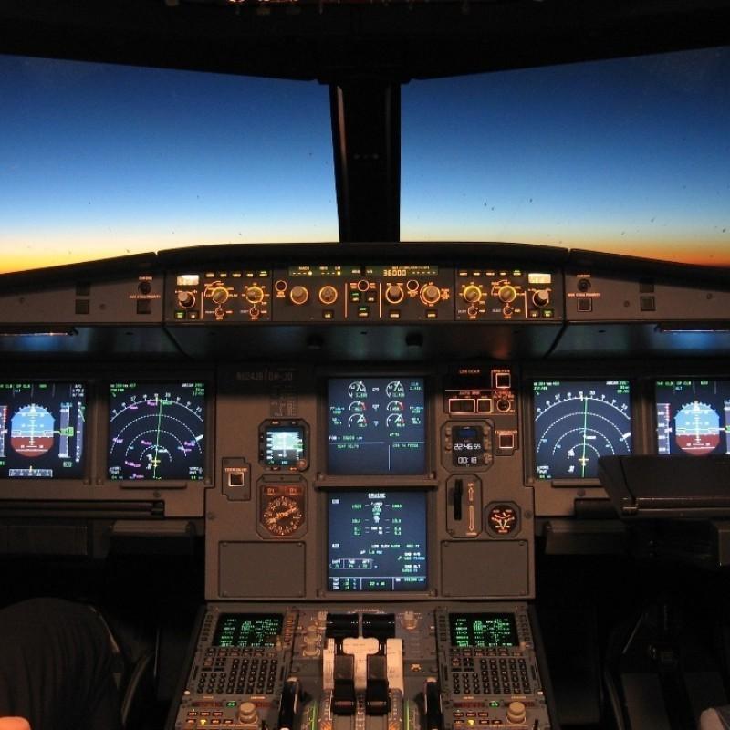JetBlue Flight Simulator Package Including Airfare
