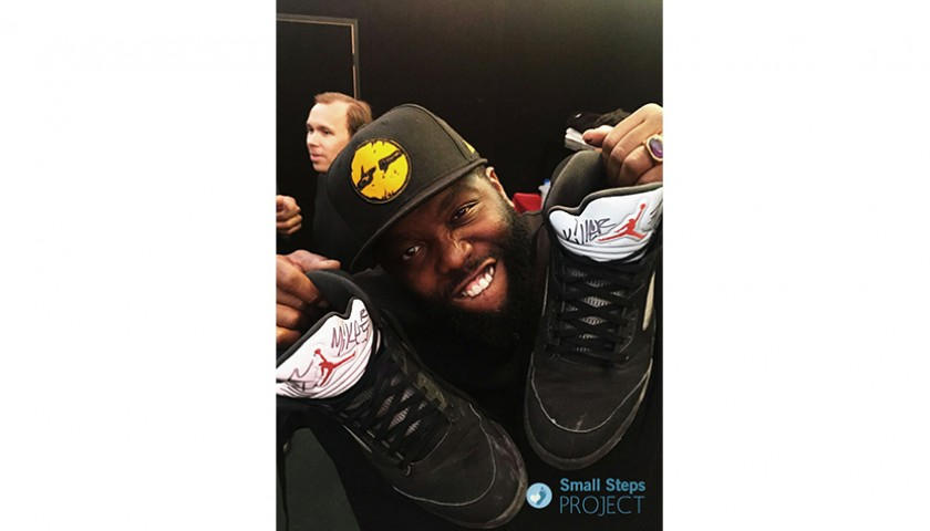 Killer Mike (Run the Jewels) Signed Shoes