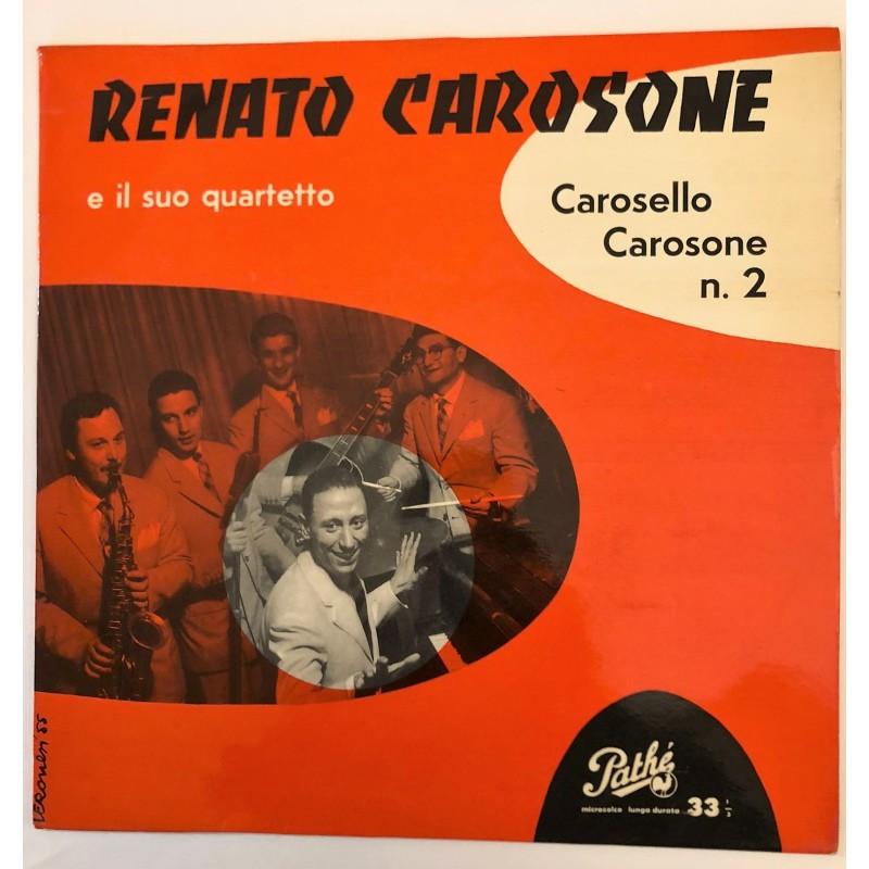 """""""Carosello Carosone"""" LP by Renato Carosone, 1955"""