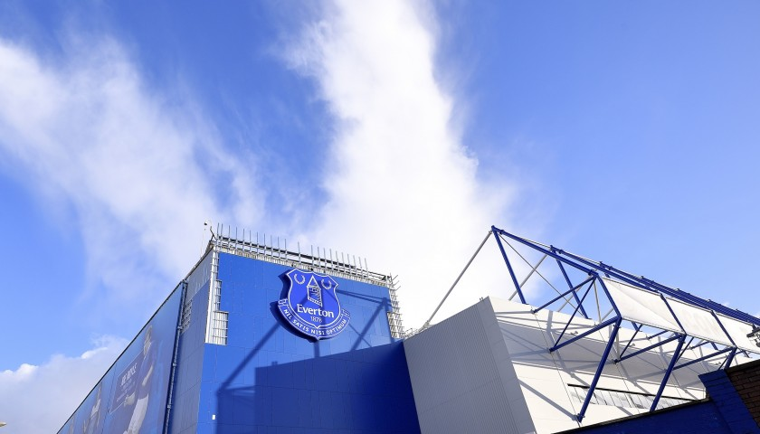 Experience Everton vs Leicester City from Umbro's Executive Box