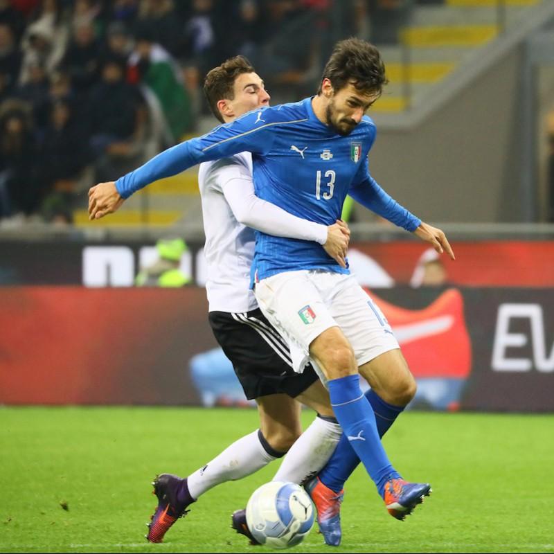 Astori's Italy Match Shorts, 2016/17 Season