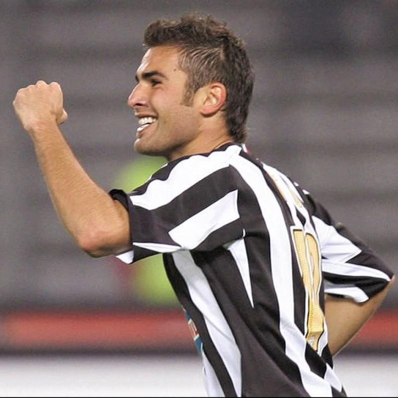 Mutu's Juventus Match Shirt, 2004/05