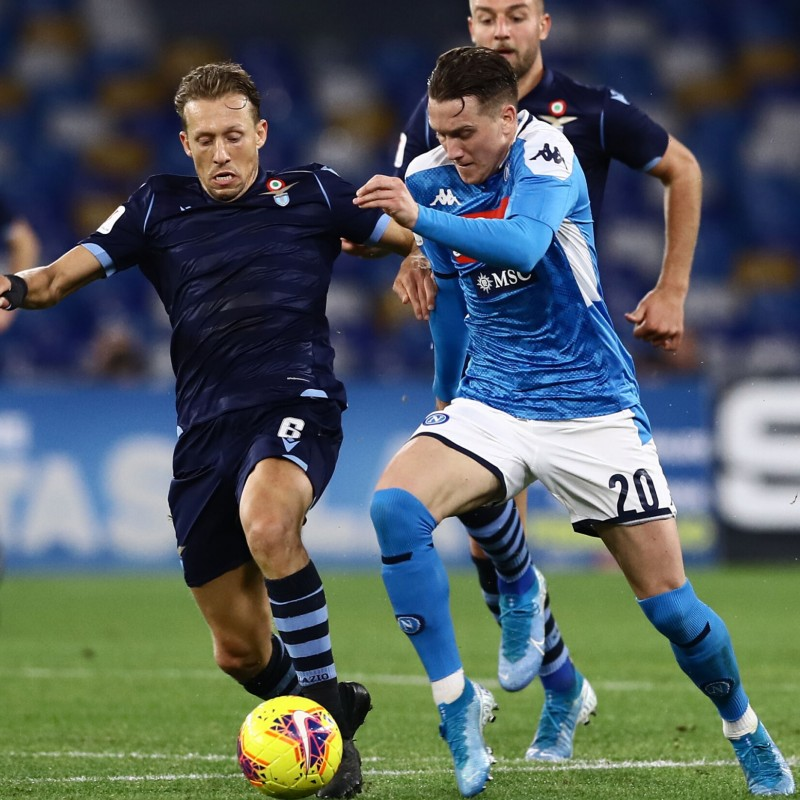 Leiva's Lazio Match Shorts, 2019/20