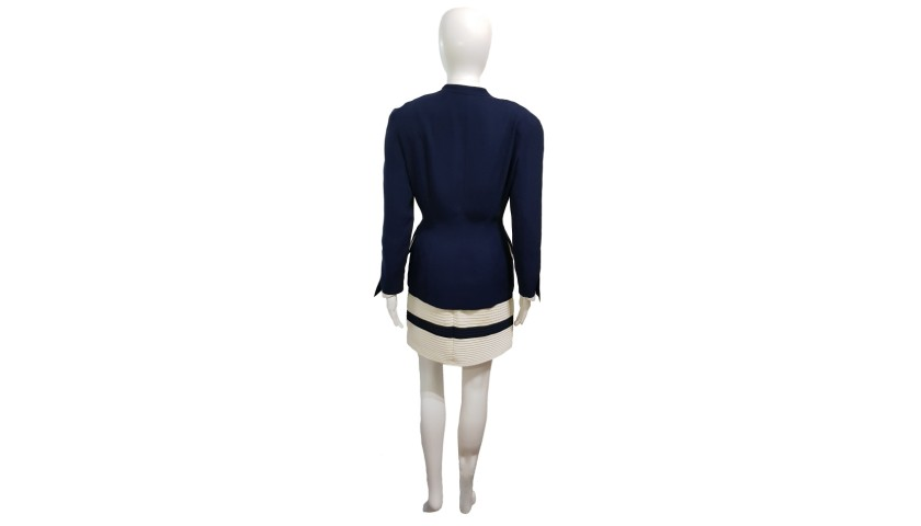 Completo indossato da Eva Grimaldi