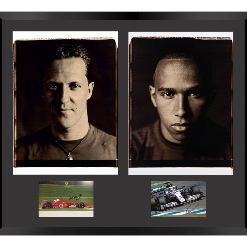 F1 Kings Polaroid Signed Edition