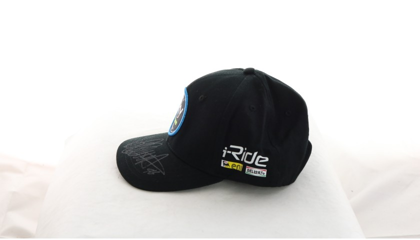 Official Sky Racing Team VR46 Cap - Signed by Valentino Rossi