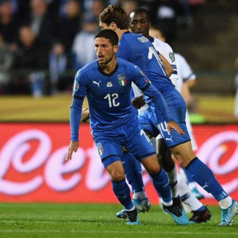 Sensi's Match Shirt, Finland-Italy 2019