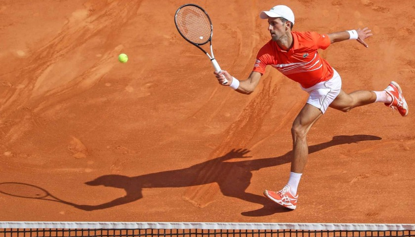 2 Players' Box Tickets to the ATP Monte-Carlo Rolex Masters on April 13 2020