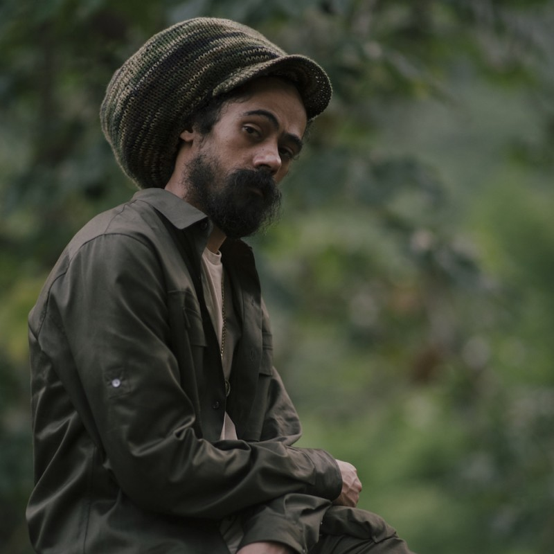 """Meet and Greet with Damian """"Jr. Gong"""" Marley at The Ends Festival 2019"""