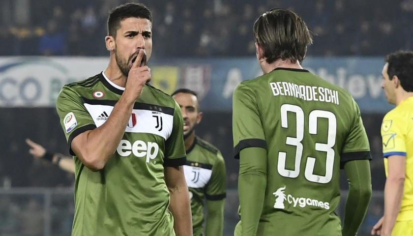 29268a1a609 Official Bernardeschi 2017 18 Juventus Shirt