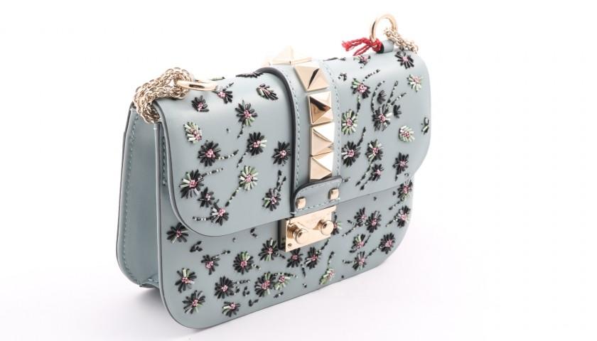 Calfskin Bag by Valentino