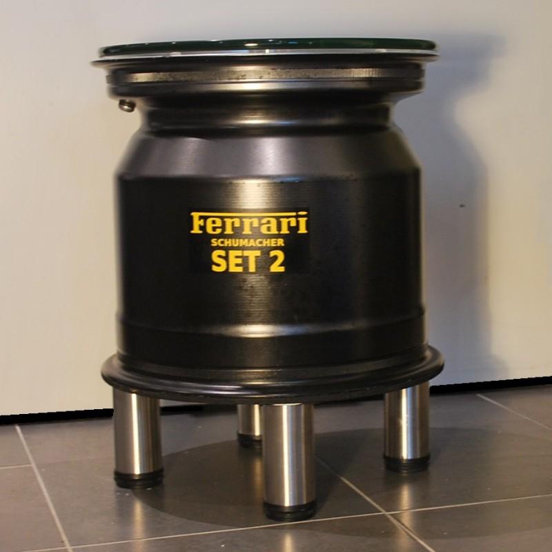 Ferrari 1999/2000 BBS Front Wheel Coffee Table