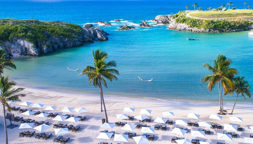 3-Night Stay at the Hamilton Princess & Beach Club in Bermuda, Plus Airfare