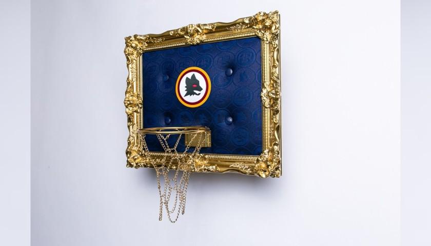 Roma x Hoop Dream Studio Basketball Hoop