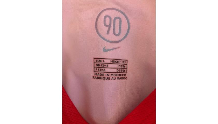 Buffon's Official Juventus Signed Shirt, 2005/06