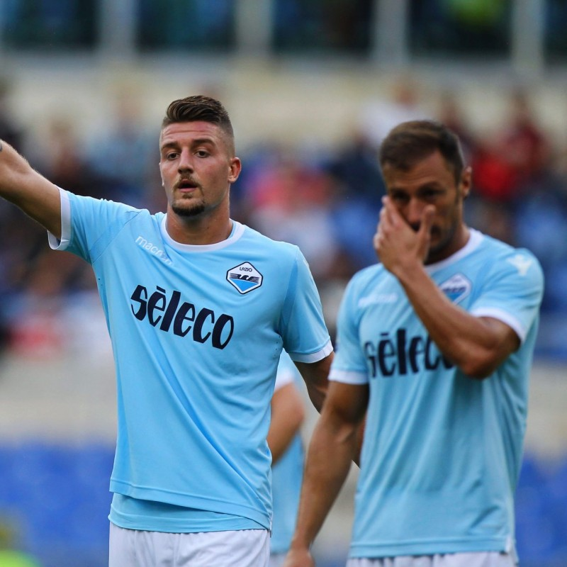 Watch Lazio-Bologna from the Tribuna Centrale with Hospitality