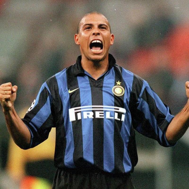 Ronaldo's Inter Match Shirt, 1998/99