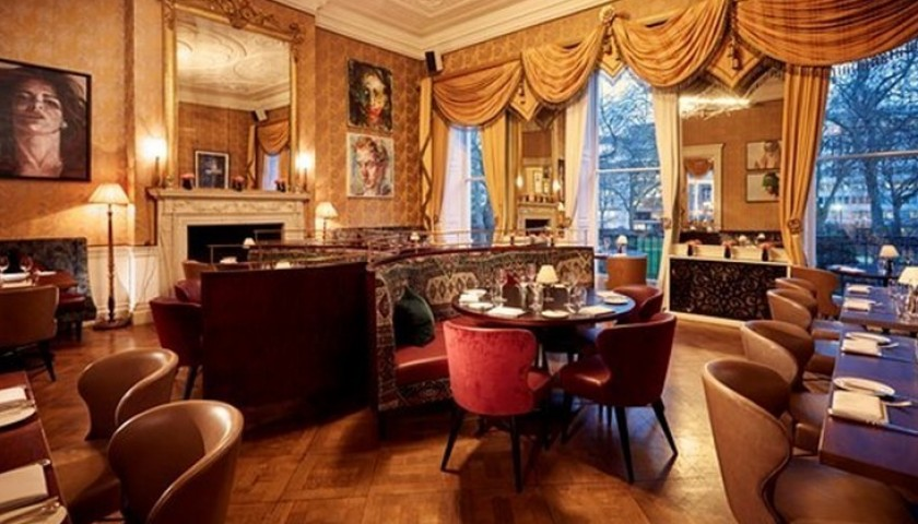 Luxury Overnight Stay at Private Members Club Home House in London