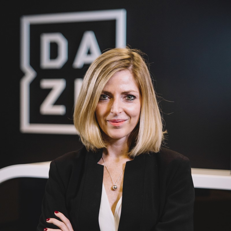 Have Breakfast with Italian Entrepreneur Veronica Diquattro + Visit to DAZN Italy Headquarters