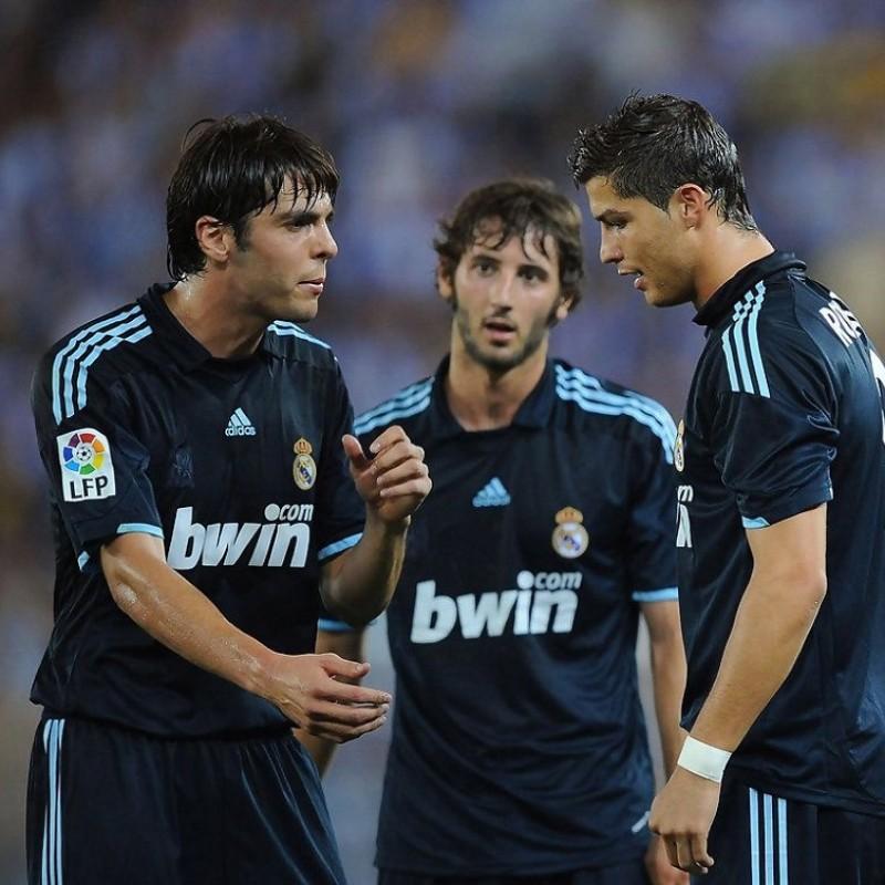 Kaka's Real Madrid Match Shirt, 2009/10