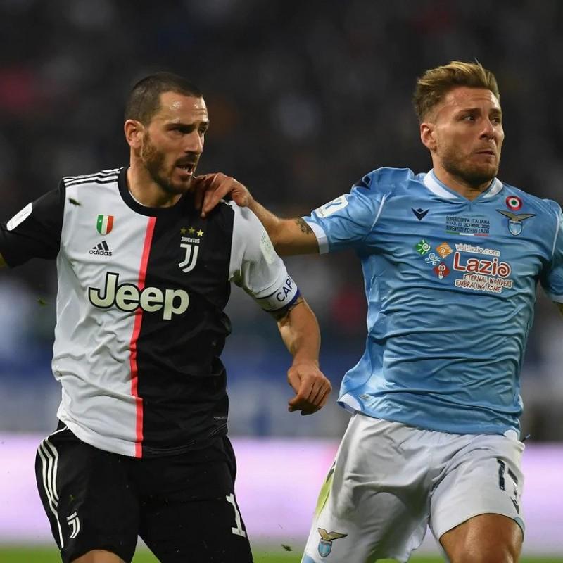 Immobile's Match Shirt, Italian Super Cup 2019