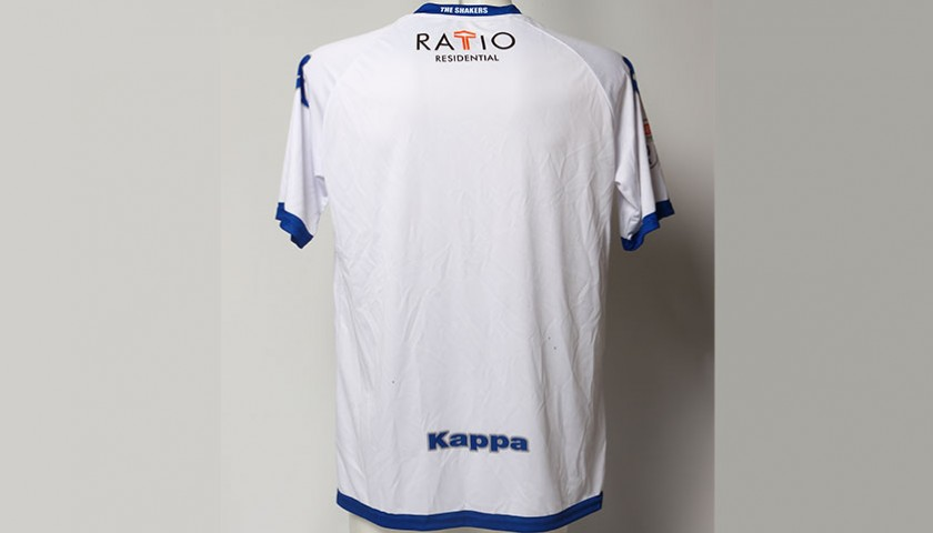Poppy Shirt Signed by Bury F C  - CharityStars