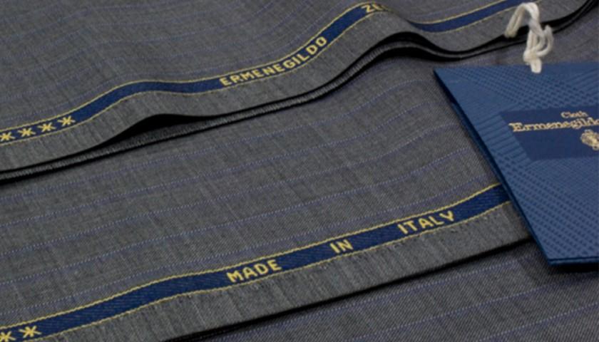Made-to-Measure Men's Suit by Ermenegildo Zegna