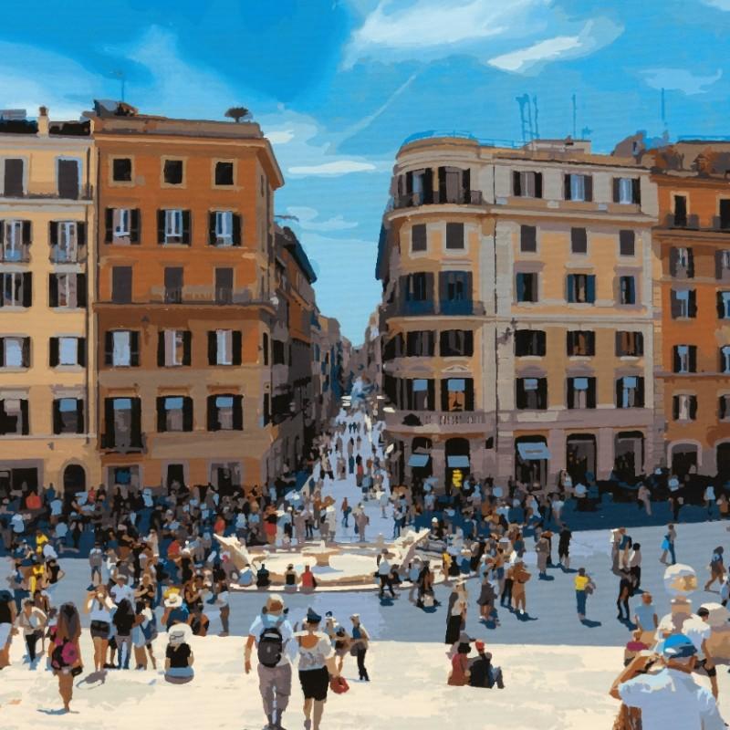 Roman Holiday - Marco Barberio