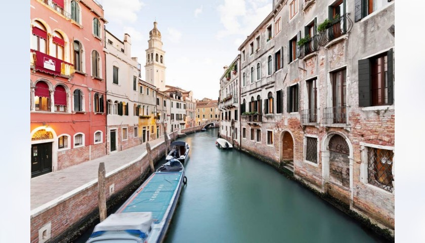 Weekend in Venice for 4