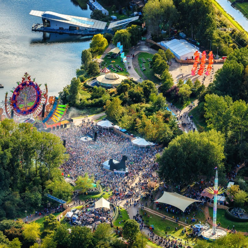 Premium Weekend Tickets for Mysteryland Amsterdam 2019 for 4