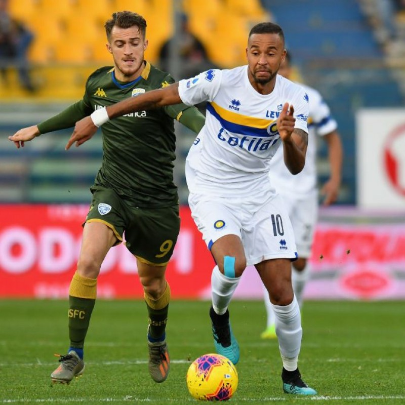 Hernani's Shirt, Parma-Brescia 2019 - AC Parmense