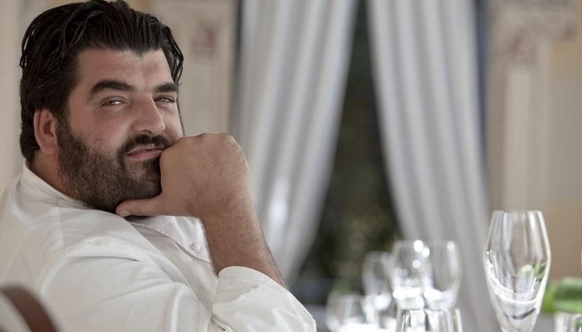 giacca chef cannavacciuolo