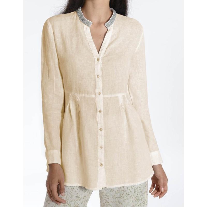 TURTLE SOFT Women's Shirt by 120% Lino