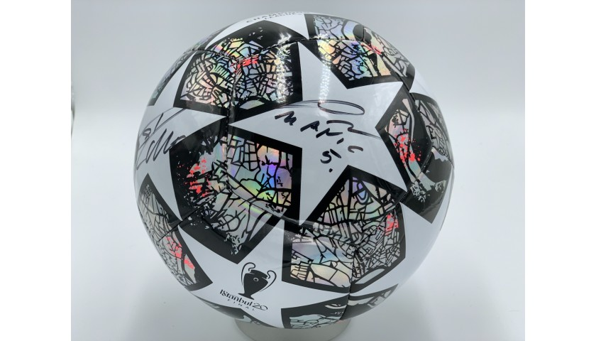 Official Football UCL 2019/20 - Signed by Juventus