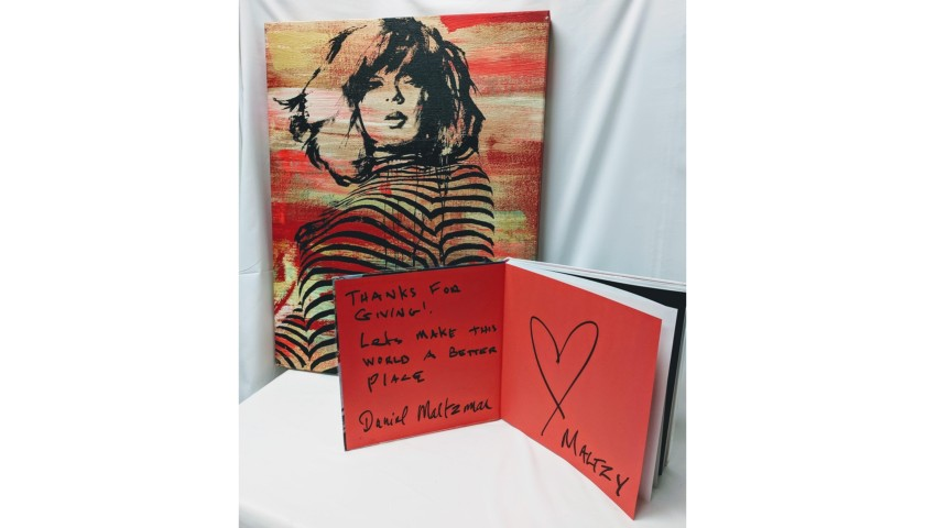 """Stripe Girl"" by Daniel Matlzman"
