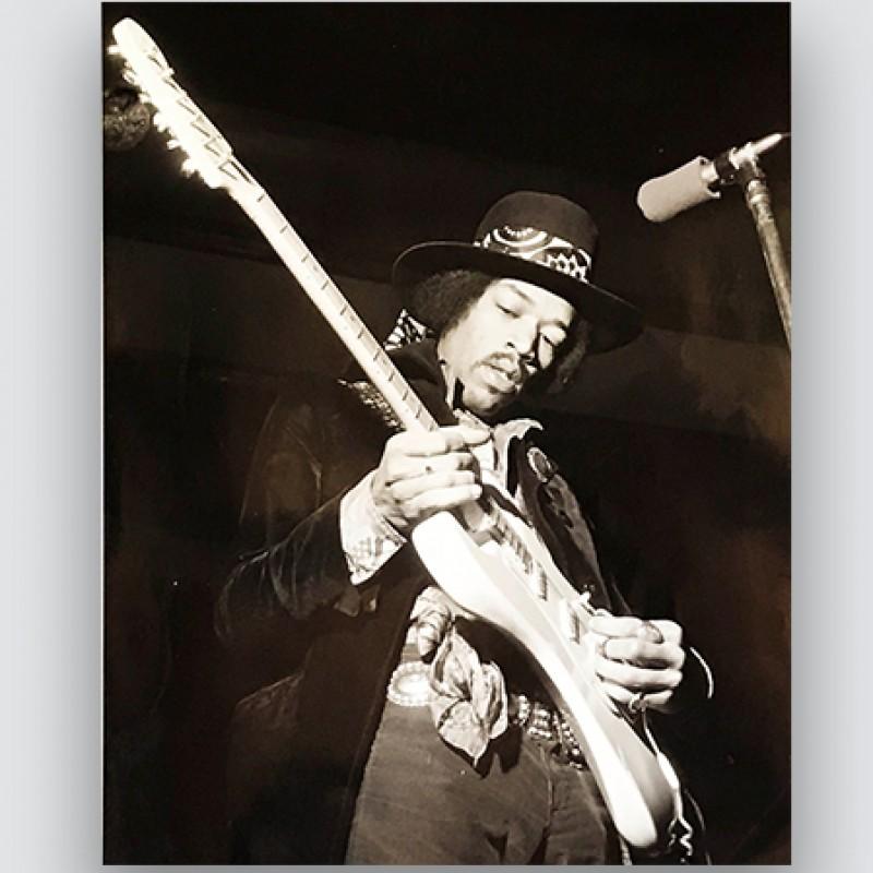 Original Jimi Hendrix Print