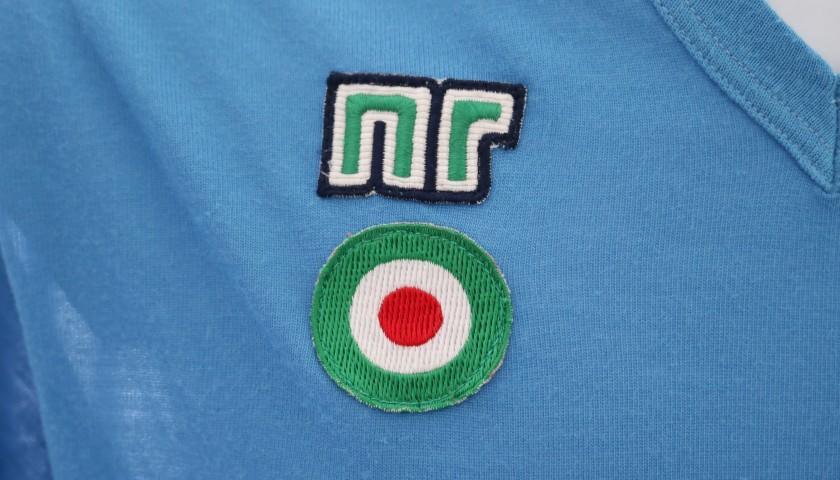 Maradona's Napoli Match Shirt, 1987/88 Season