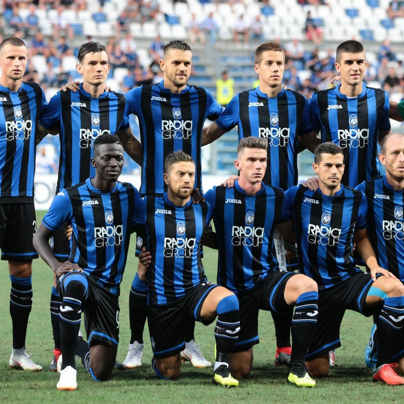 Enjoy the Atalanta-Chievo Match from the Sky Box at the Stadio Atleti Azzurri in Bergamo, Italy