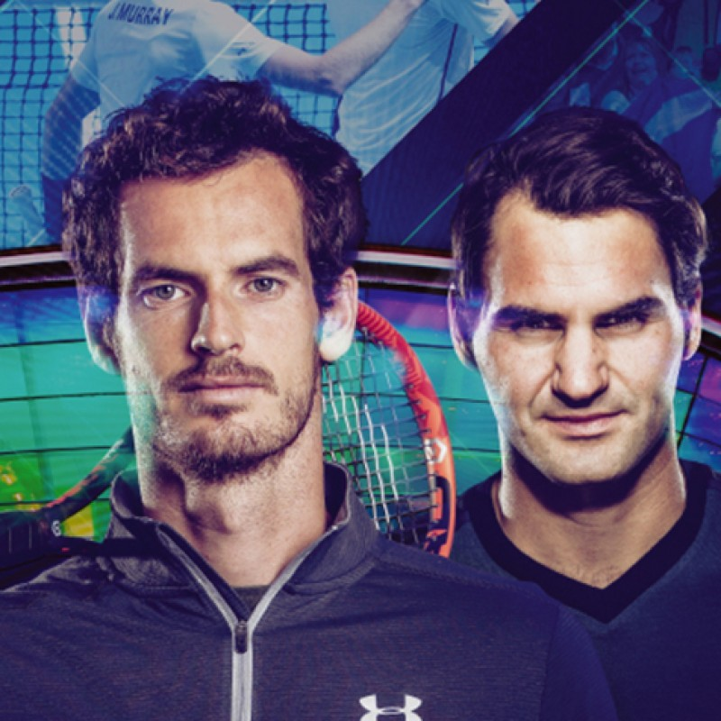 Andy Murray Live 2017 Ultimate Experience Package for 8 People