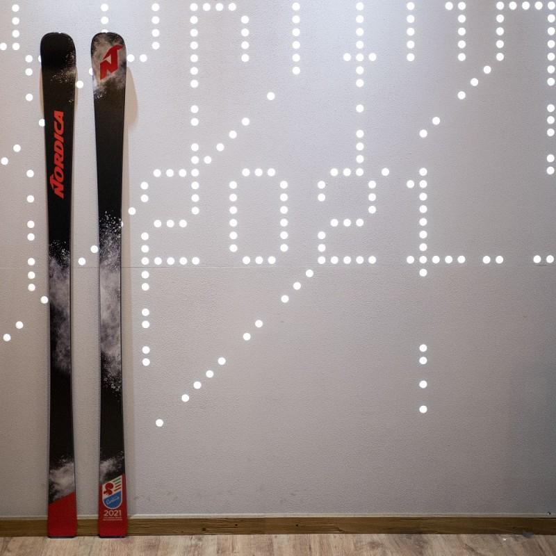 Nordica Dobermann Skis - Cortina 2021 Limited Edition