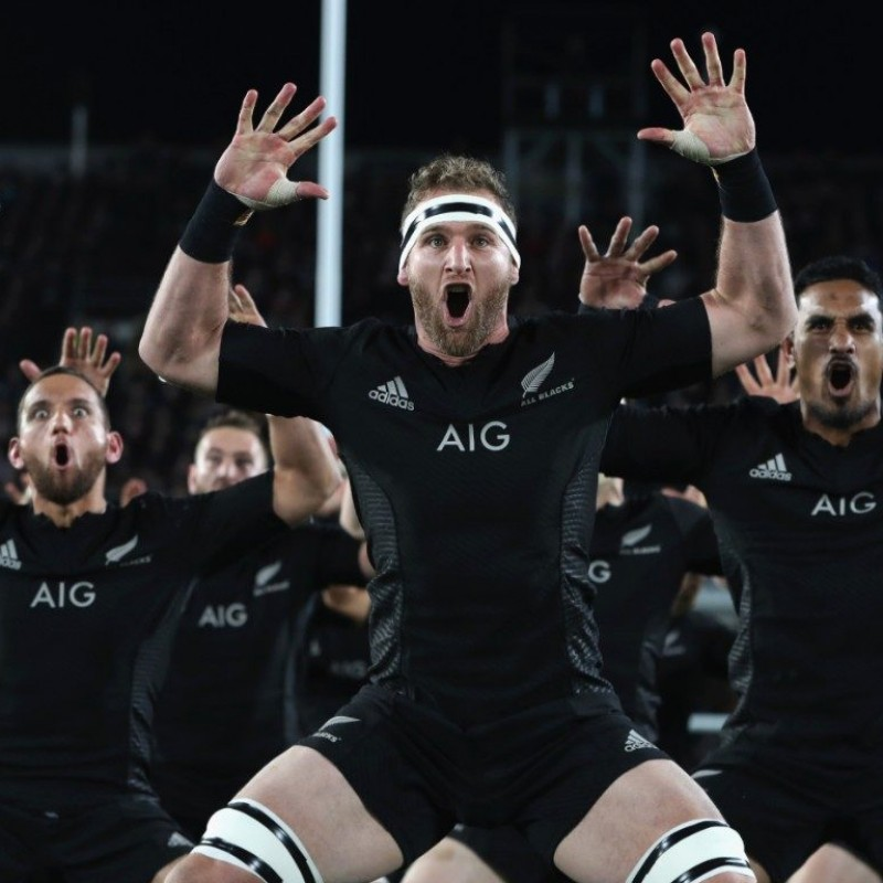 Official All Blacks 2016 Shirt Signed by the Players